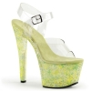 CRYSTALIZE-308TL Clear/Lime